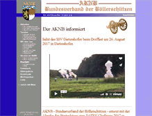 Tablet Preview of aknb-online.de
